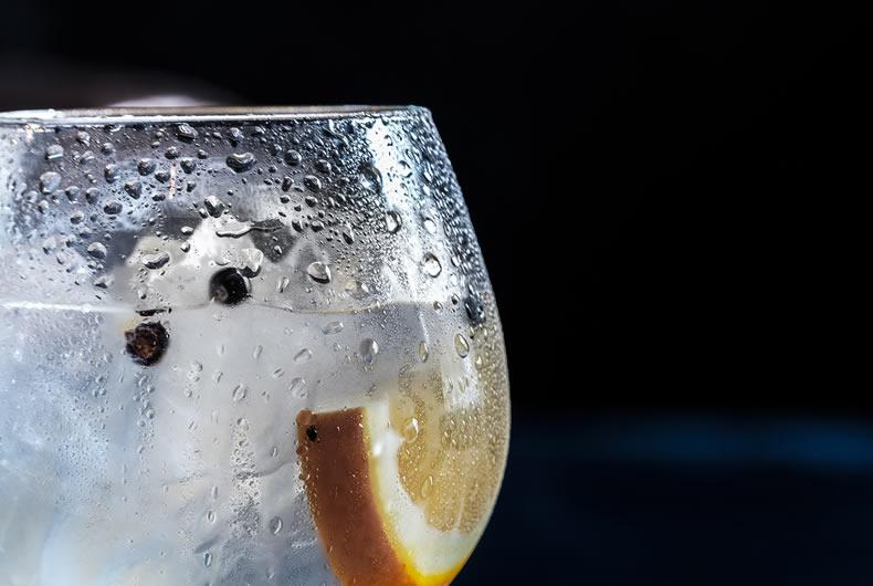 Corso Bar A Casa Solo Serata Gin