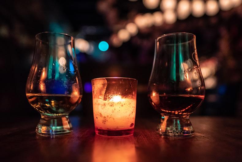 Corso Bar A Casa Solo Serata Whiskey