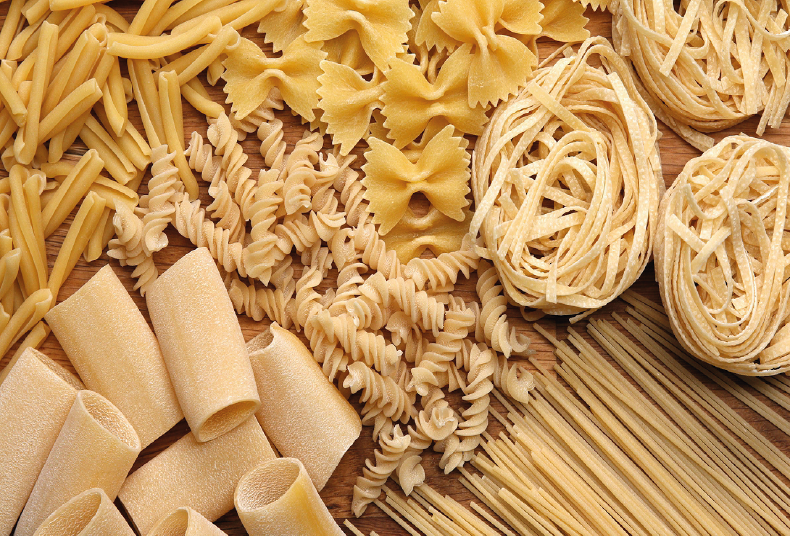 Corso Pasta E Sughi All' Italiana