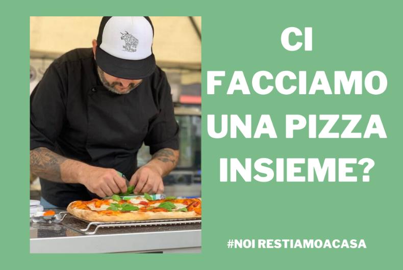 Pizza Home Made Di Lorenzo Groppi