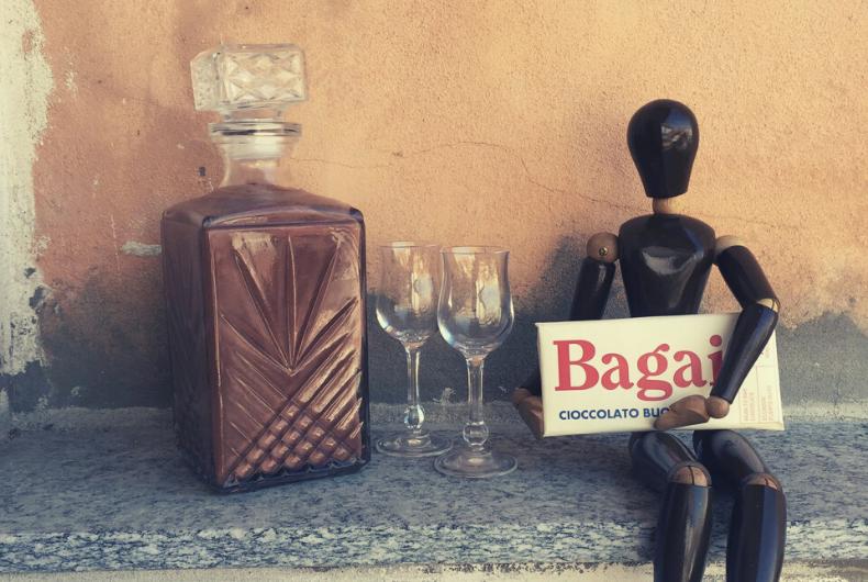 RICETTE PER CUORI IN FERMENTO: Liquore Al Cioccolato, Liquore Bagai